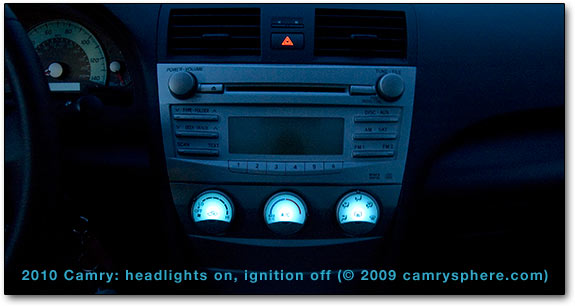2007 toyota camry interior lights. Black Bedroom Furniture Sets. Home Design Ideas
