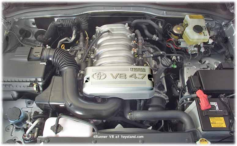 Toyota Tundra Starter Location V6 on toyota t100 water pump location