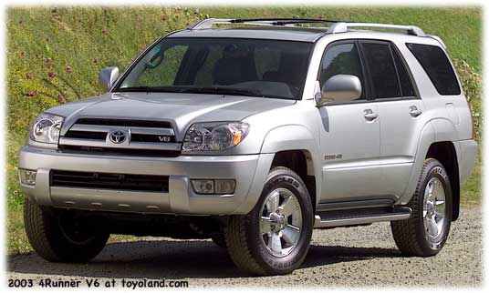 Driven The 2005 Toyota 4runner True Off Road Capable Suv Car Review