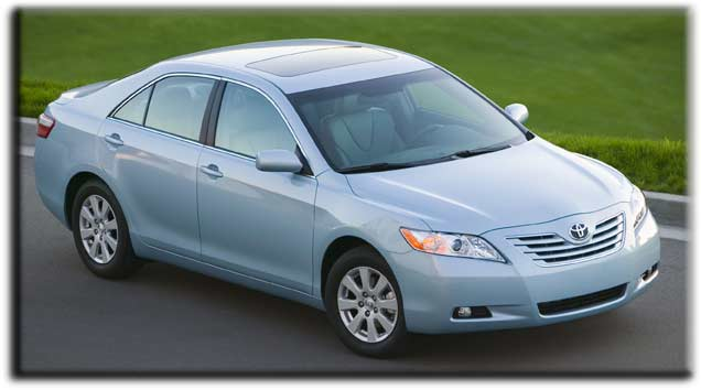 New Car Image Gallery 2007 2011 Toyota Camry Cars