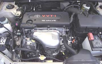 The Toyota Camry  details specs info