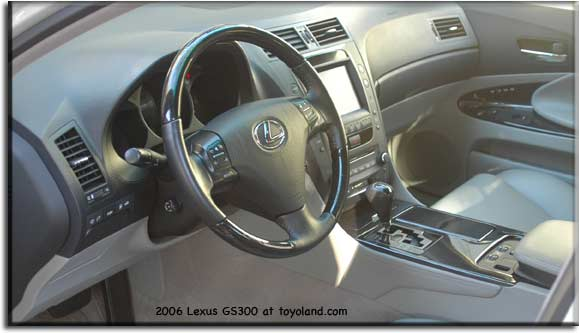 Lexus GS300 car reviews
