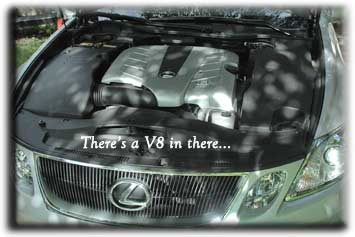 Lexus LS430 V8 engines