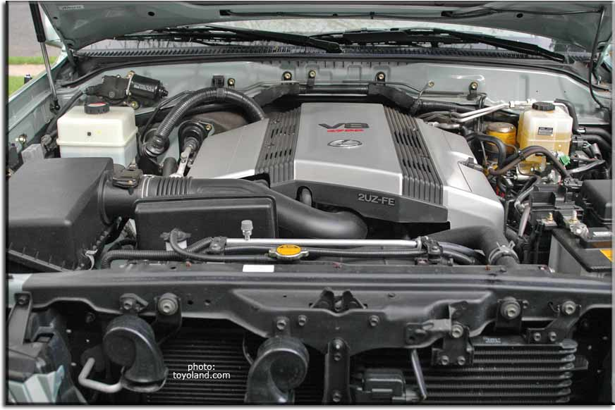 Lexus 47 V8 Engine: Lx 470 Engine Diagram At Executivepassage.co