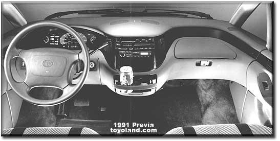 Toyota Minivans 1984 2018