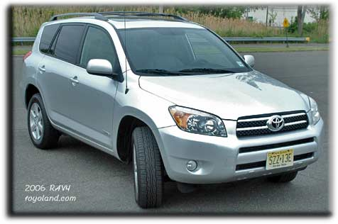 2006 toyota rav4 car reviews. Black Bedroom Furniture Sets. Home Design Ideas