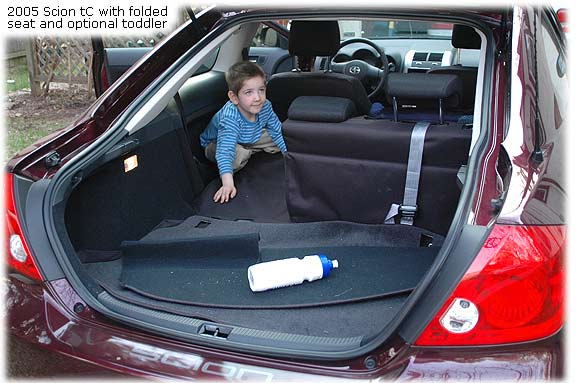Scion Tc Car Review