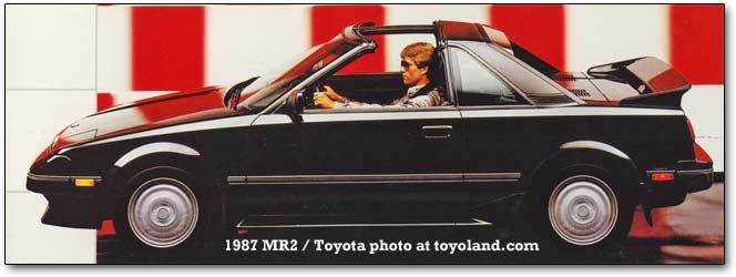the 1986 and 1992 toyota mr2 contemporary car reviews. Black Bedroom Furniture Sets. Home Design Ideas