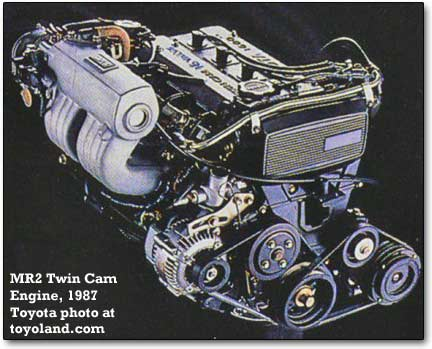 Toyota Motor Company on Toyota Engines By Car Matt Yi 1979 1989