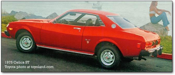 Toyota Celica Lt 1977 >> Toyota Celica cars