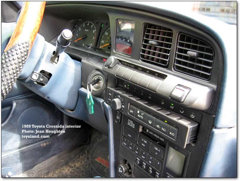 Toyota Cressida - Mark II history and information