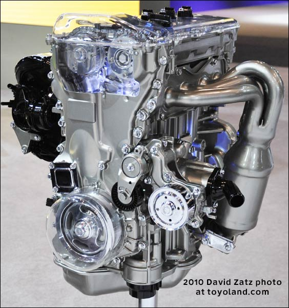 toyota 2.7 engine