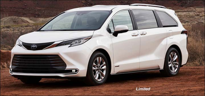 2021 Toyota Sienna More Competitive Than Ever And The 2016 2020 Minivans