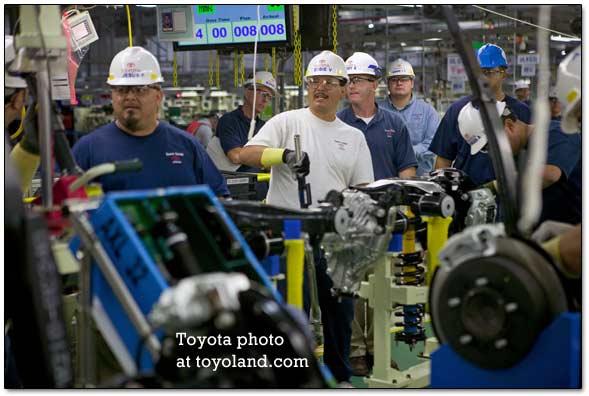 Toyota Plant Jobs - San Antonio, TX  .