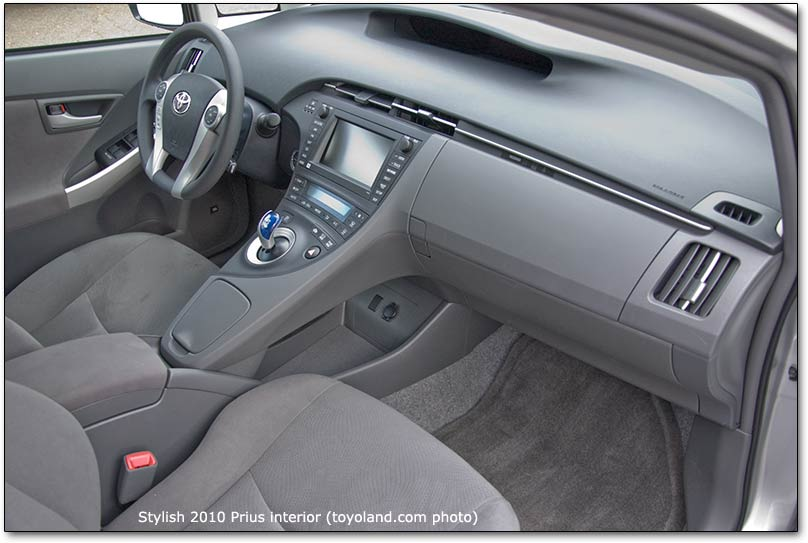 Toyota Seats And Interior