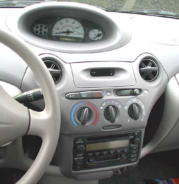 2000-2002 Toyota Echo C-1 Duraflex Body Kit