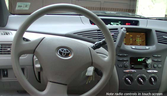 What The Toyota Prius Driver Sees